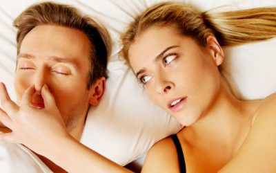 Love May be Blind But Not Deaf: How To Talk To Your Partner About Their Snoring